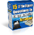 Thumbnail New! Top 15 Marketing FAQ - Finally Answer Once And For All