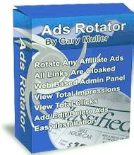Thumbnail NEW!  Ads Rotator Script  - control the ads displayed