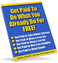 Product picture NEW! Get Paid to do What you Already do for Free With Resell Right and Sale Website