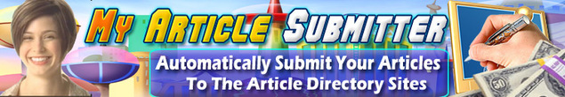 Product picture Article Submiter - Now You Can Drive Insane Traffic To Your Web Site Using The Magic of Article Submission...